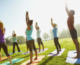 Health retreat with Yoga