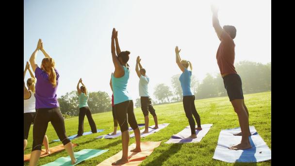 foodie Yoga retreat