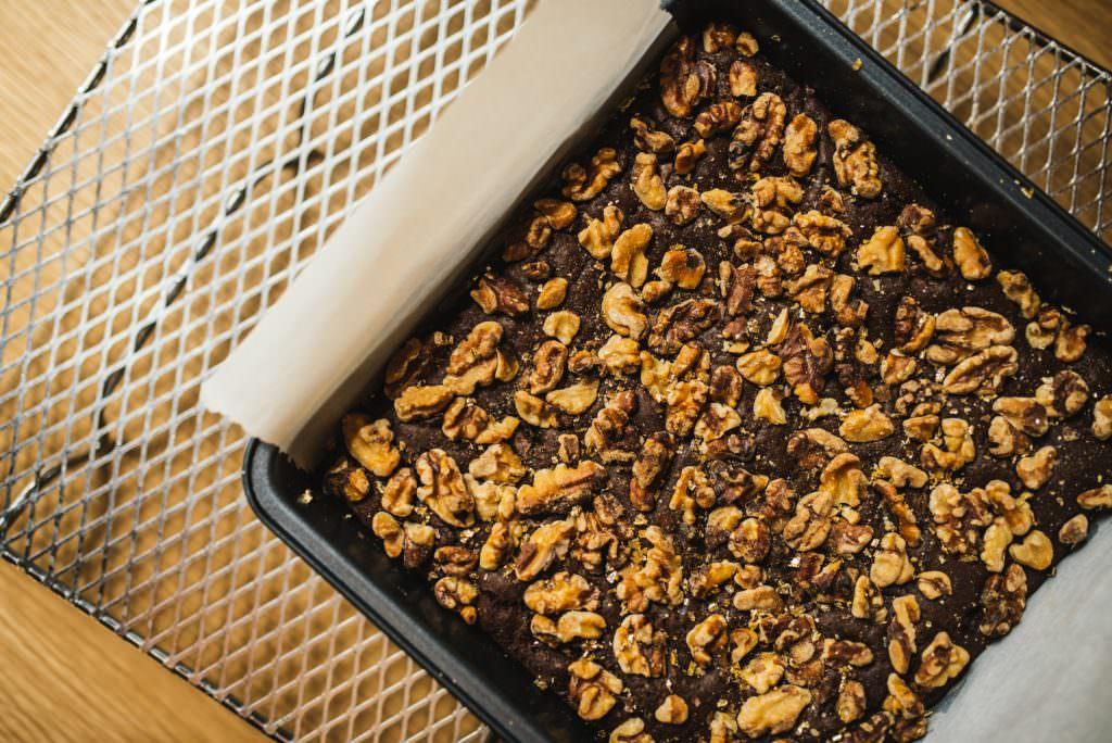 Nutrient-Rich Chocolate Beetroot Brownies