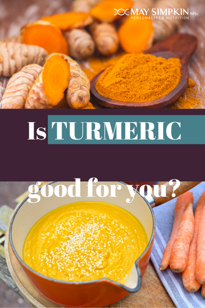 Is turmeric good for you