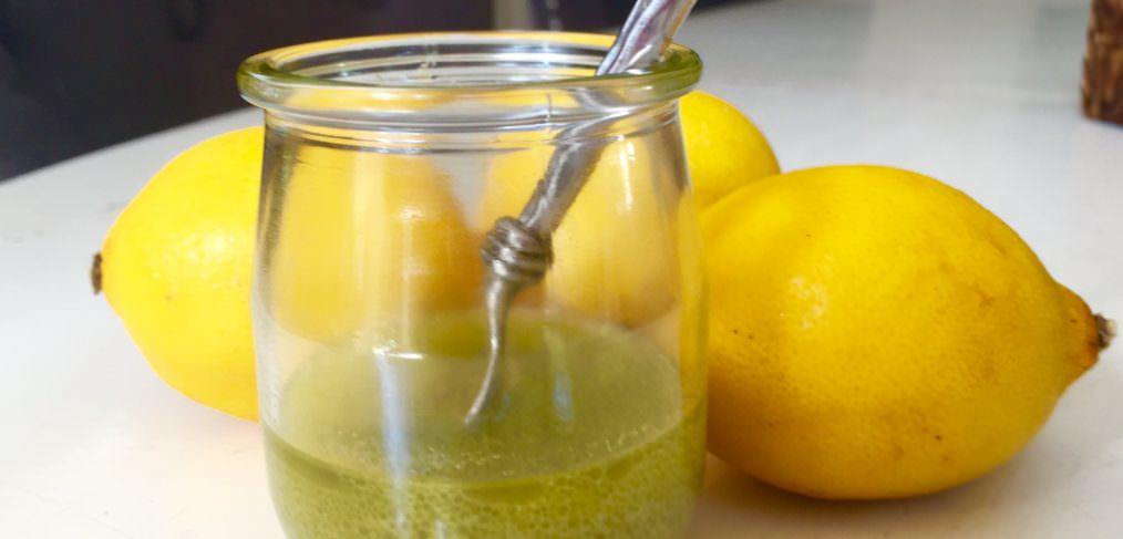 Creamy Lemon Dijon Vinaigrette