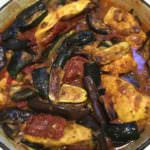 Chicken and Aubergine bake
