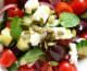 Mediterranean Diet Greek Salad