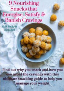 Delicious snack recipes that banish cravings from May Simpkin Nutrition