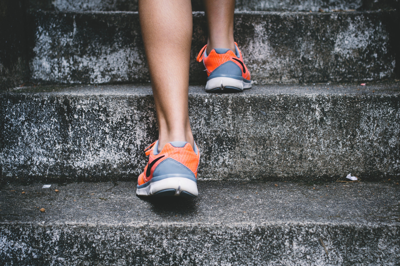 walking to avoid weight gain