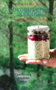 Satiating Coconut Chia Pudding May Simpkin Nutrition