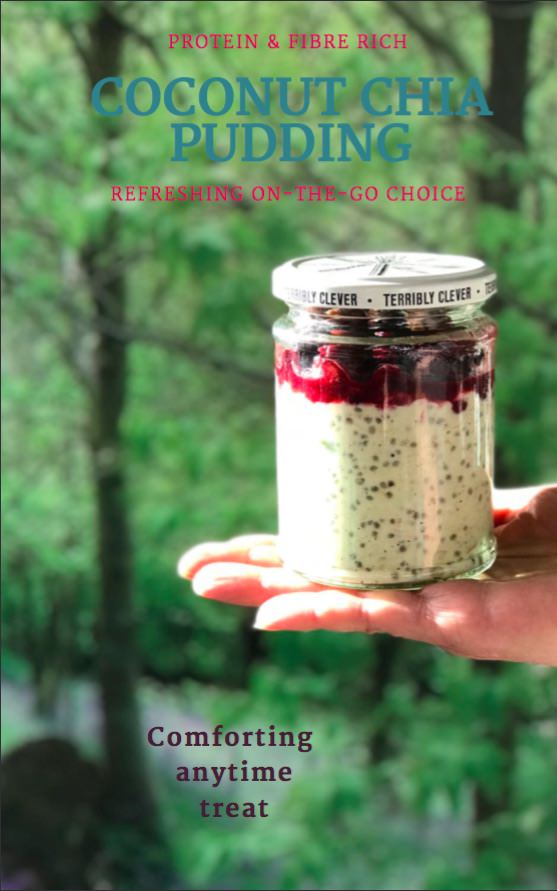 Coconut Chia Pudding May Simpkin Nutrition