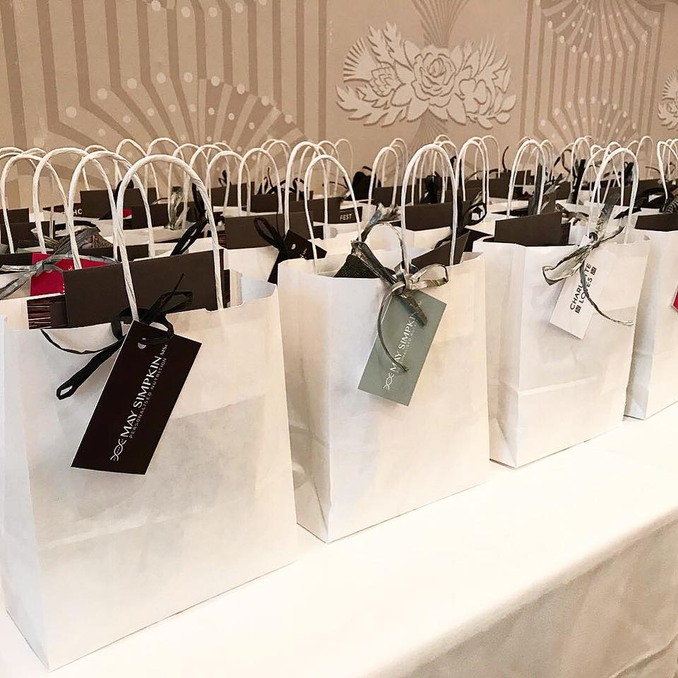 Goody Bags for Nutrition and Style Event