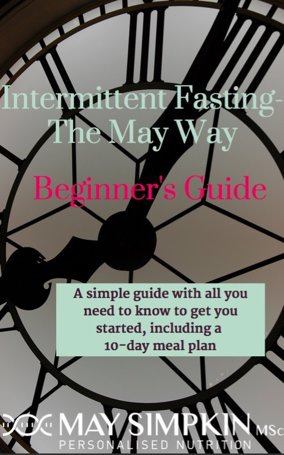 Intermittent Fasting Beginner's Guide – They May Way