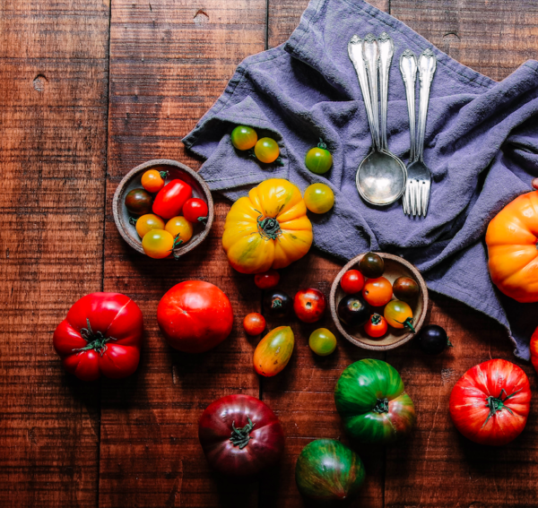 Join May Simpkin for this Mediterranean Flavours Cooking Workshop