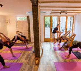 Yoga Health Retreat in a French Chateau