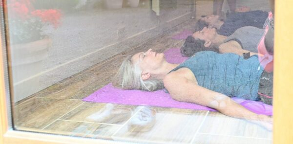 Yoga Health Retreat with May Simpkin and Jamie Blowers | Loire Valley, France