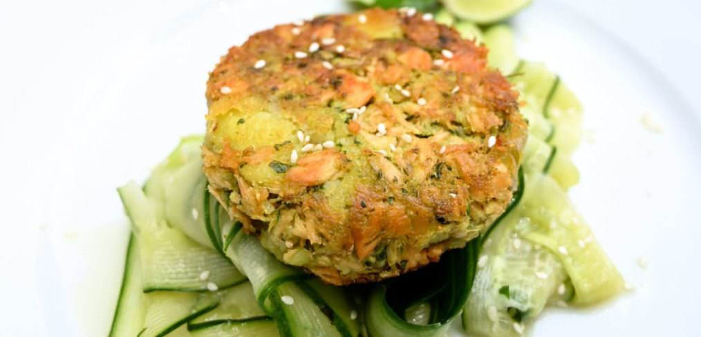 Thai Salmon Fish Cakes; a guaranteed winner