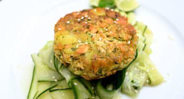 Thai Salmon Fish Cakes; a guaranteed winner