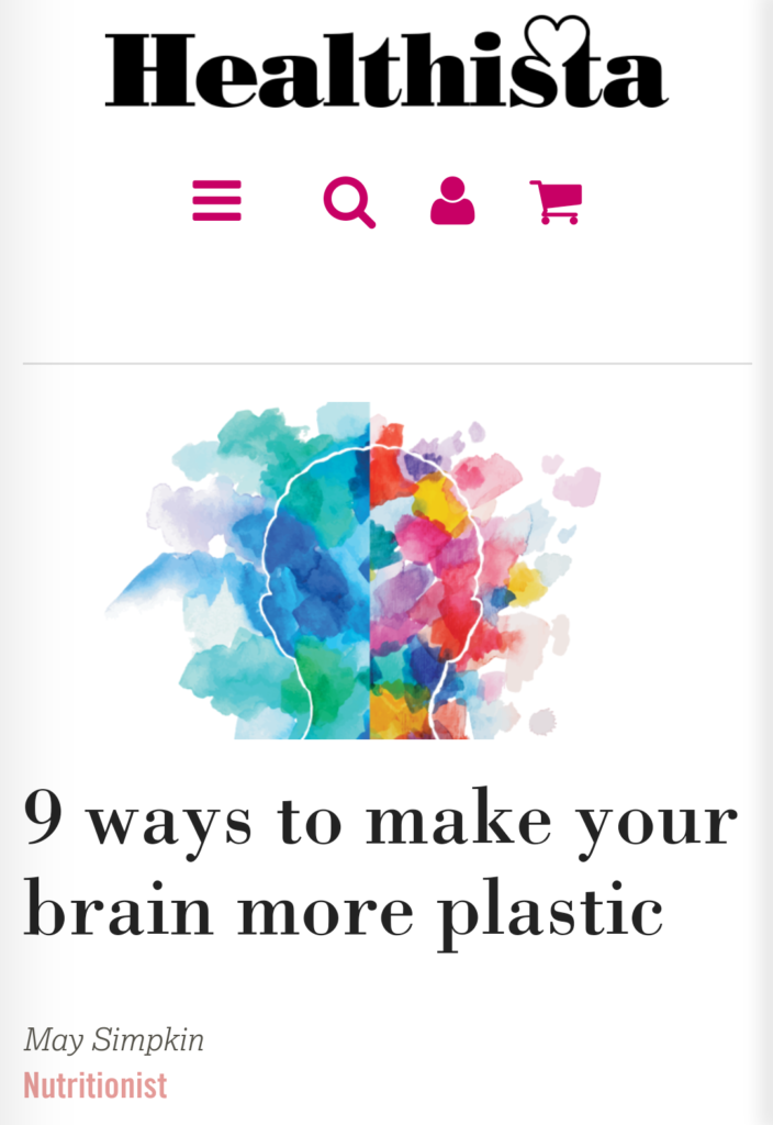How to make your brain more plastic