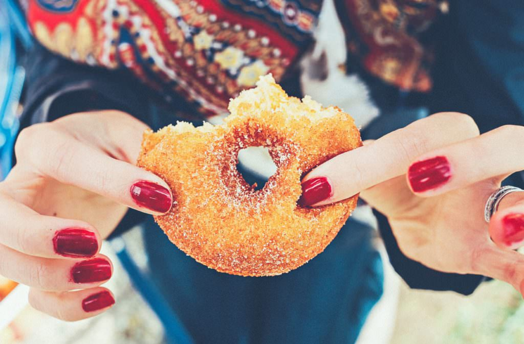 Avoid temptation to reach for comfort food when you're stressed
