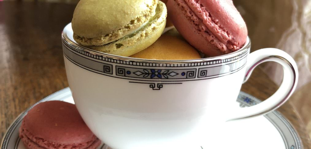 Beat the macaroons cravings