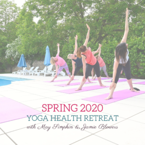 Spring Yoga Health Retreat 2020