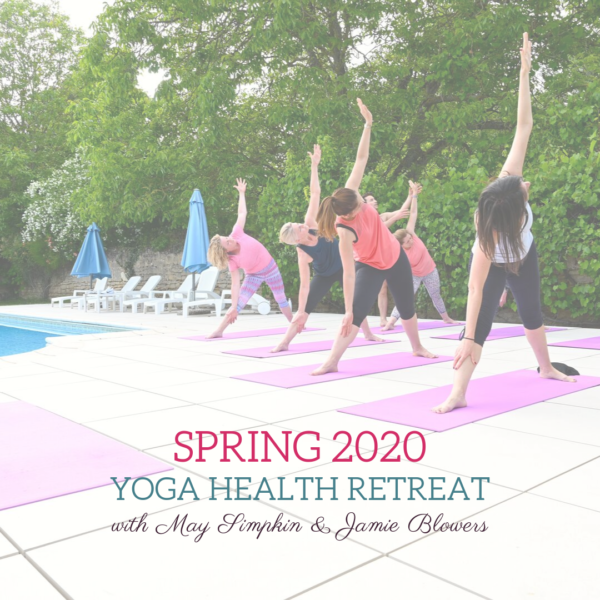 Spring Yoga Health Retreat 2020