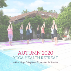 Autumn Yoga Health Retreat 2020