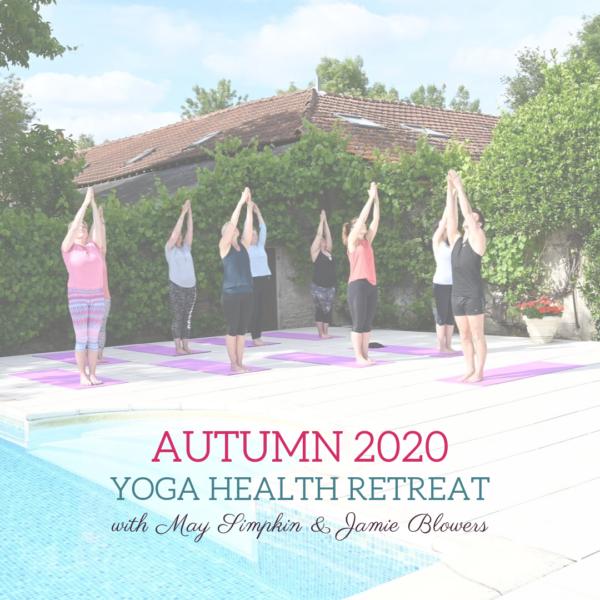 Autumn Yoga Health Retreat 2020
