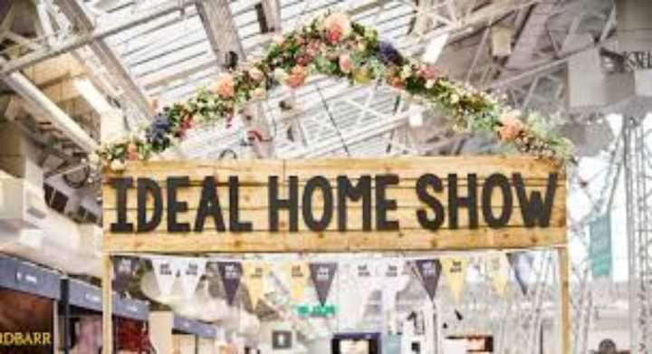 Join May Simpkin at the Ideal Home Show