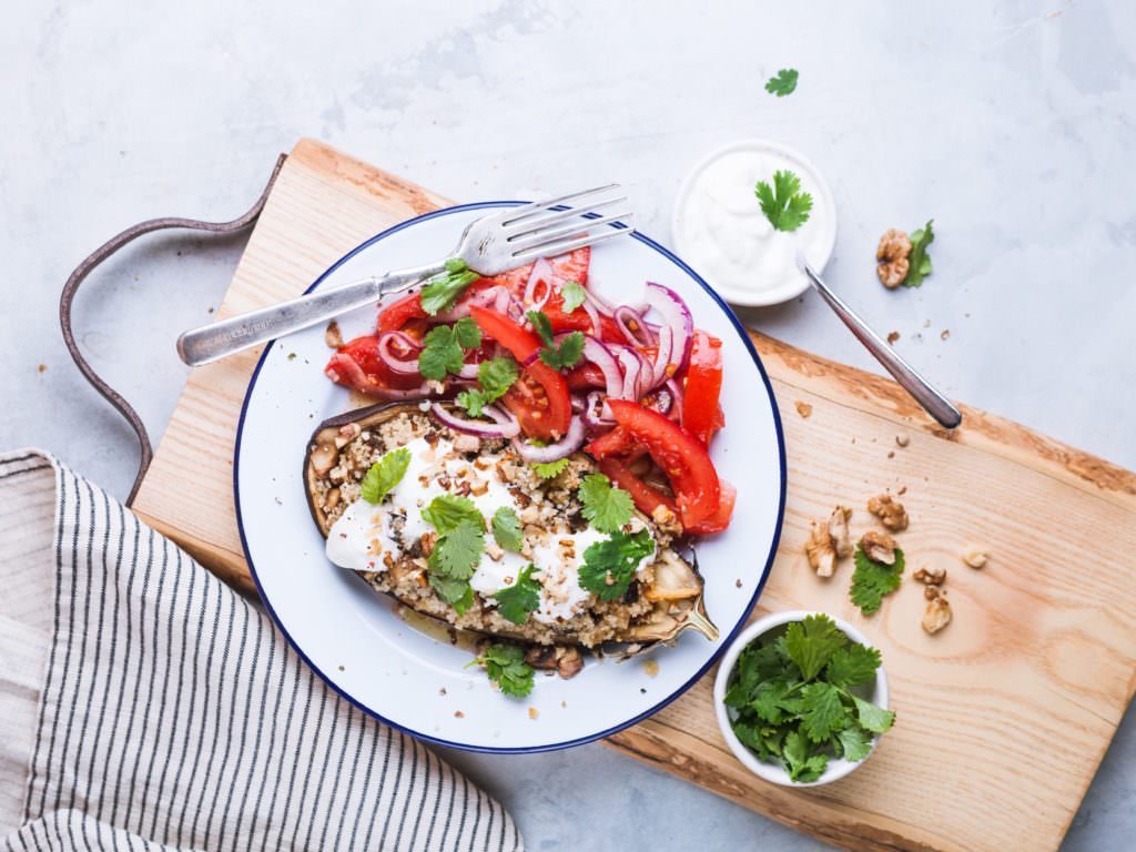 Plant based Meal Planning tips from May Simpkin