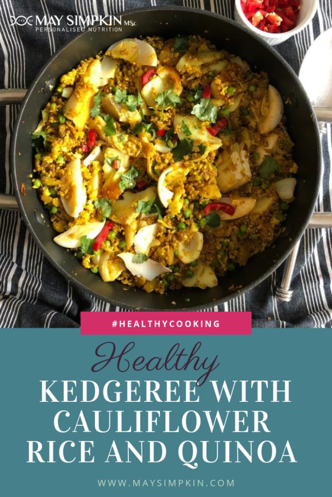 How to make Kedgeree