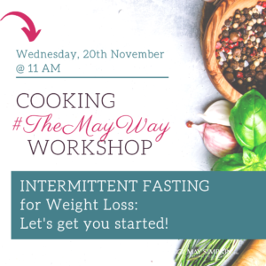 Intermittent Fasting Cooking Workshop