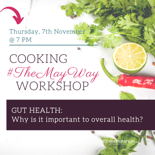 Gut Health Cooking Workshop