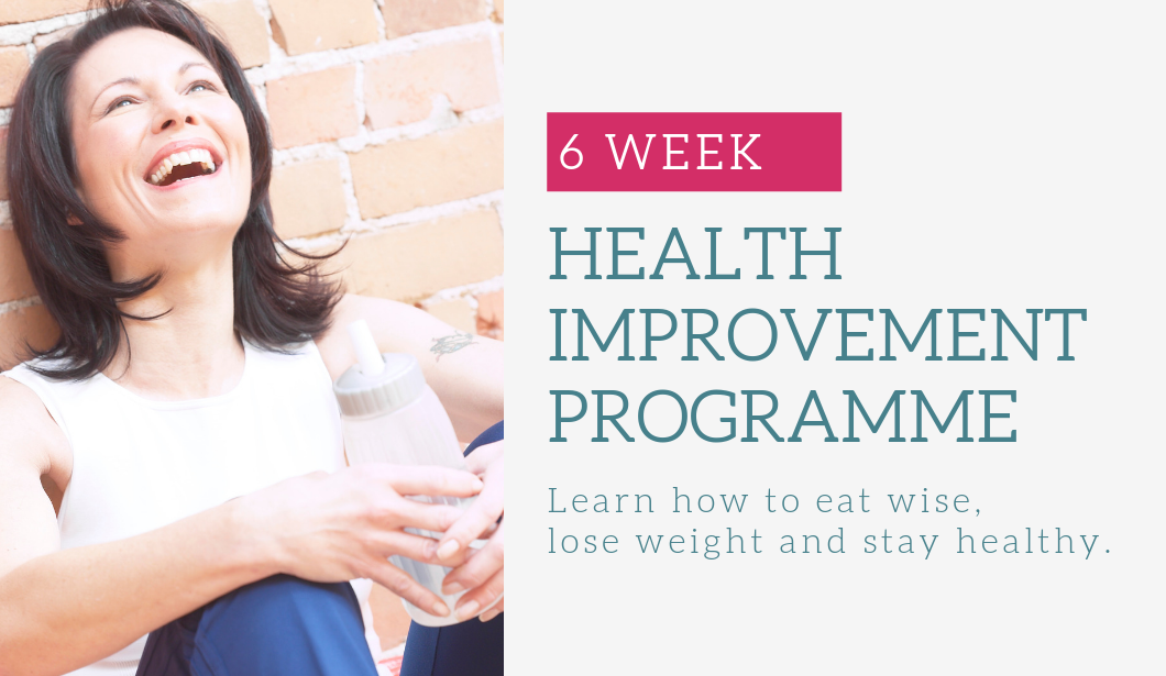 Health Improvement Programme with May Simpkin
