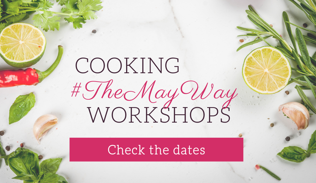 Cooking #TheMayWay Workshop