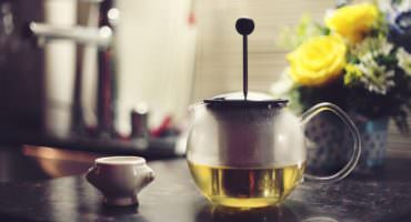 Never use boiling water for Green Tea