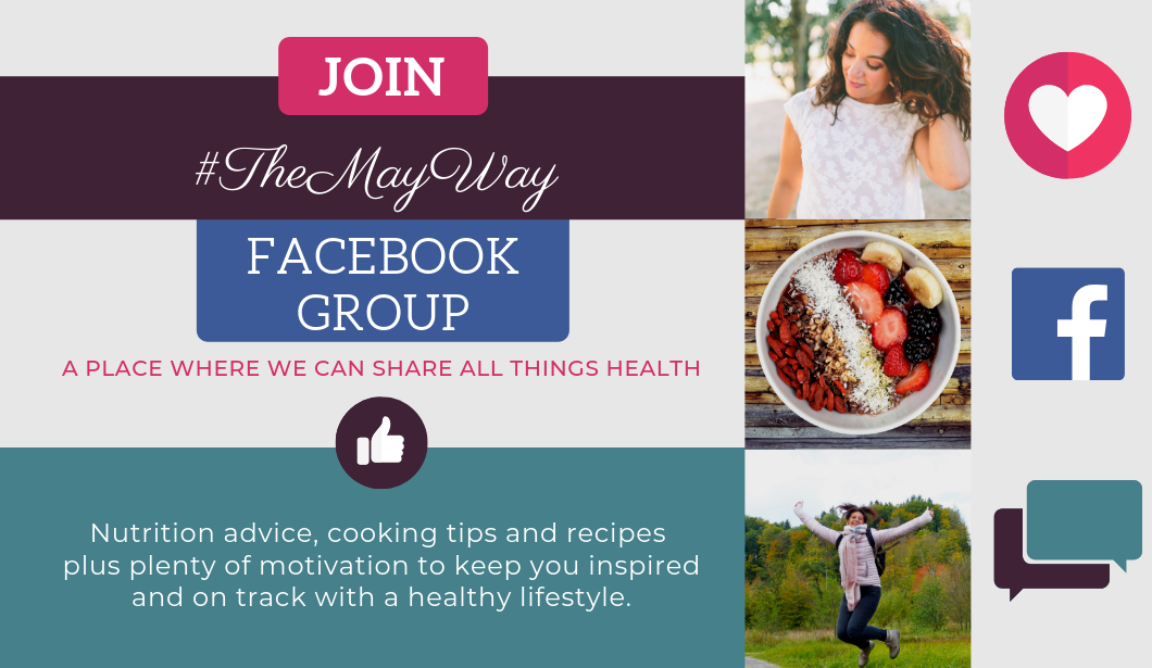 TheMayWay Facebook Group - May Simpkin
