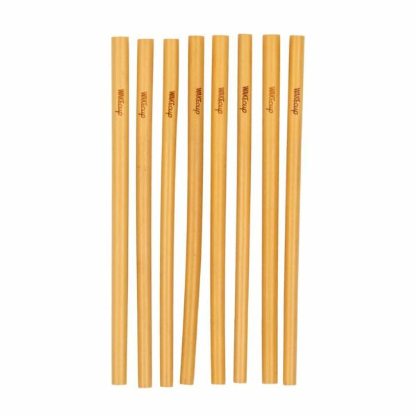 Bamboo straws; May Simpkin Nutrition Healthy Foodie Gift Guide