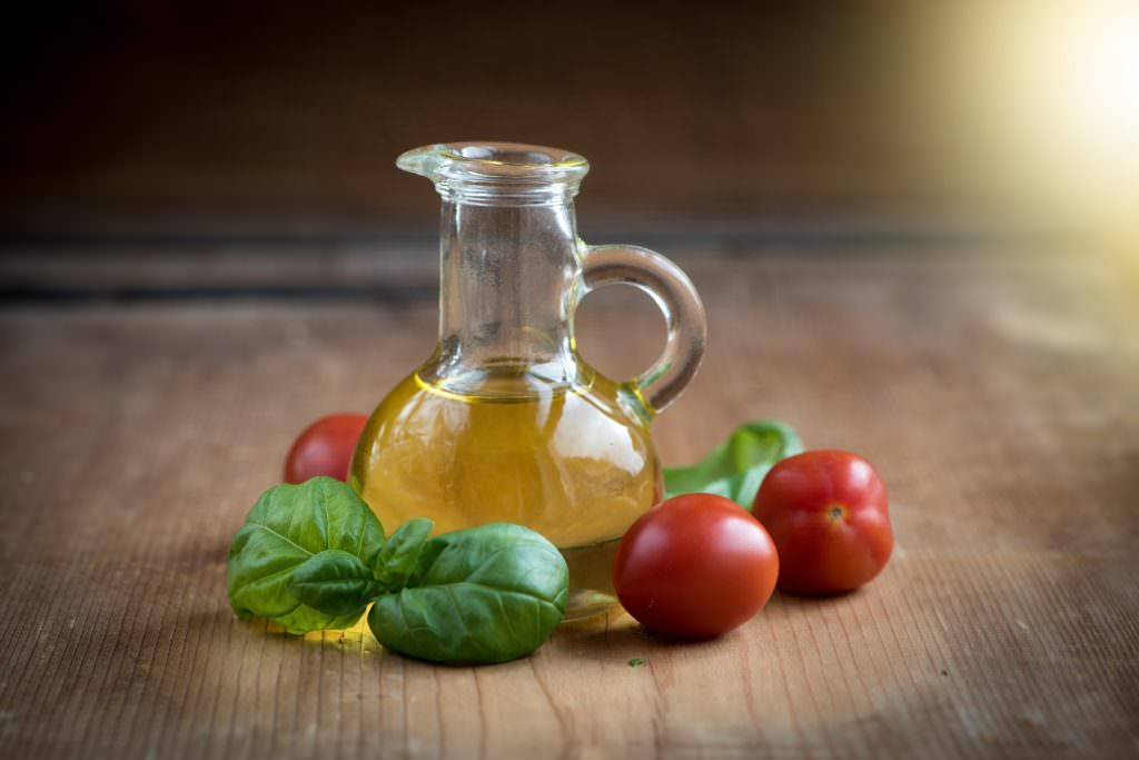 Is it ok to cook with olive oil?