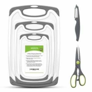 Non Stick Cutting Boards; Healthy Foodie Gift Guide May Simpkin Nutrition;