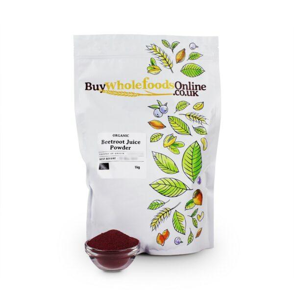 organice beetroot powder