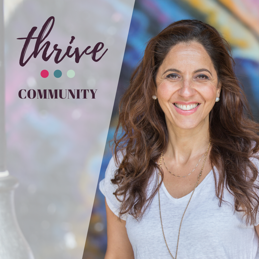 THRIVE - New Members-Only Community