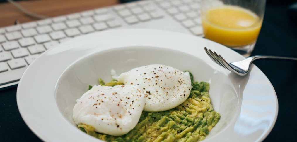 Tips for eating healthy whilst working from home