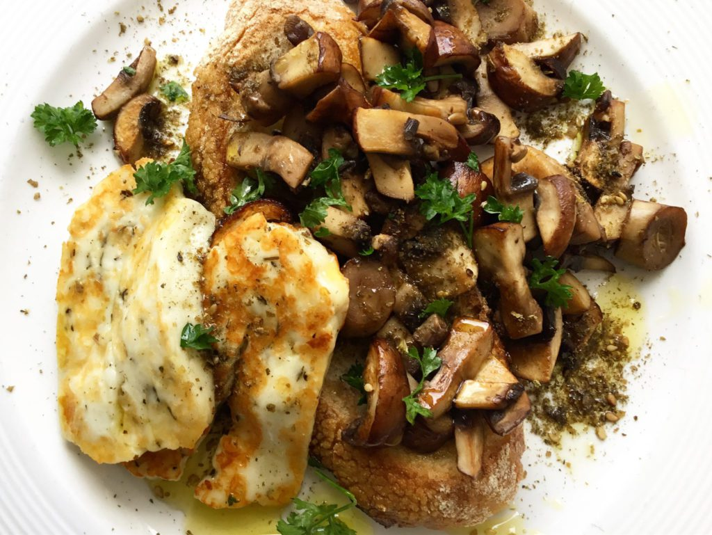 Mushrooms; one of the top foods to eat regularly