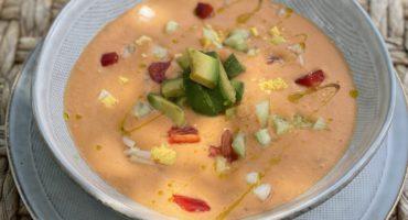 Easiest Gazpacho; May Simpkin Nutrition