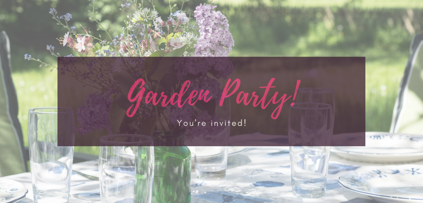 Thrive with May Simpkin; Garden Party Salads