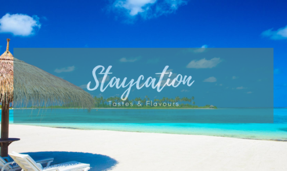 Healthy Staycation Recipes