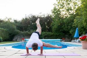 Yoga with Jamie; May Simpkin Thrive
