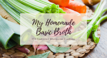 Homemade Broth with May Simpkin