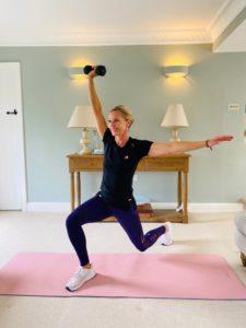 Friday Fitness with Caroline Idiens
