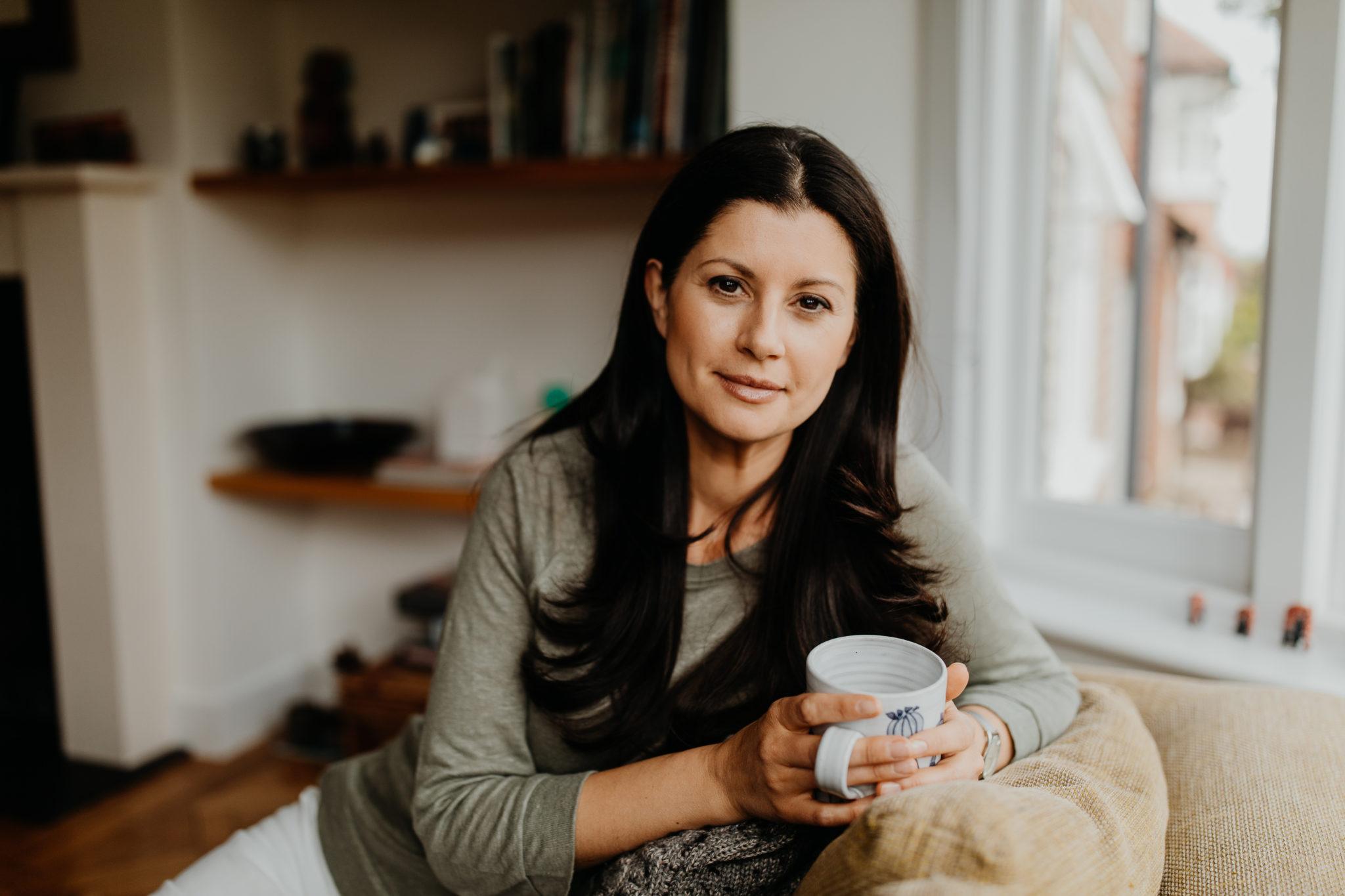 Over 40s health with Thalia Pellegrini, The Knackered Mum Nutritionist