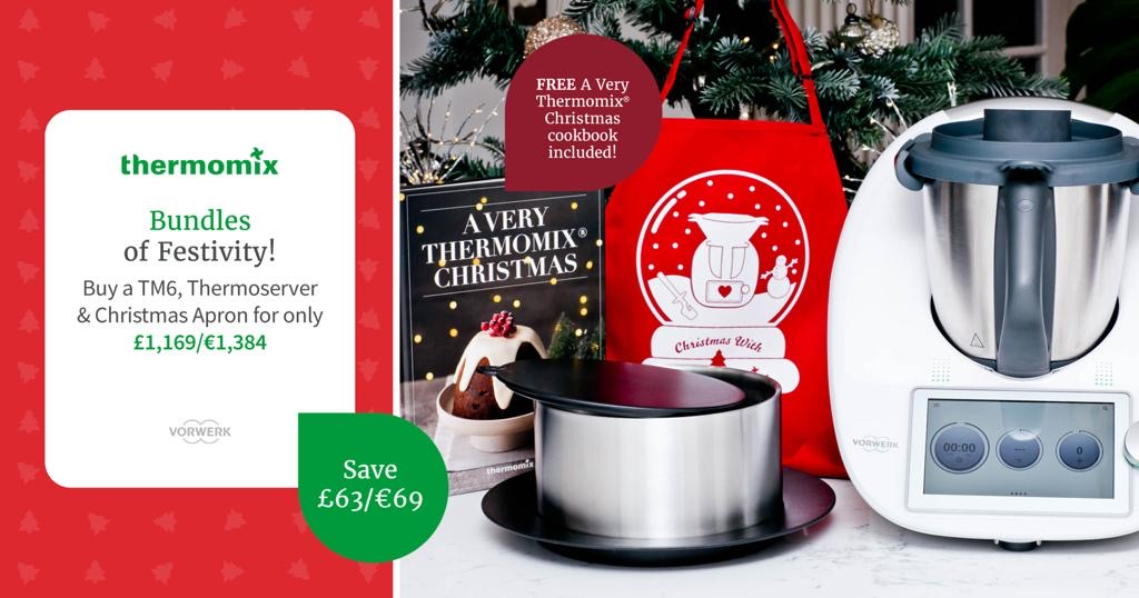 Ultimate Festive gifts - The Thermomix