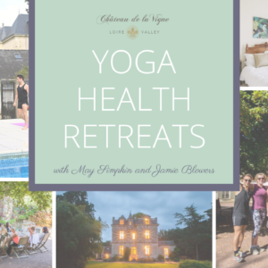 Yoga Health Retreats at Chateau de la Vigne